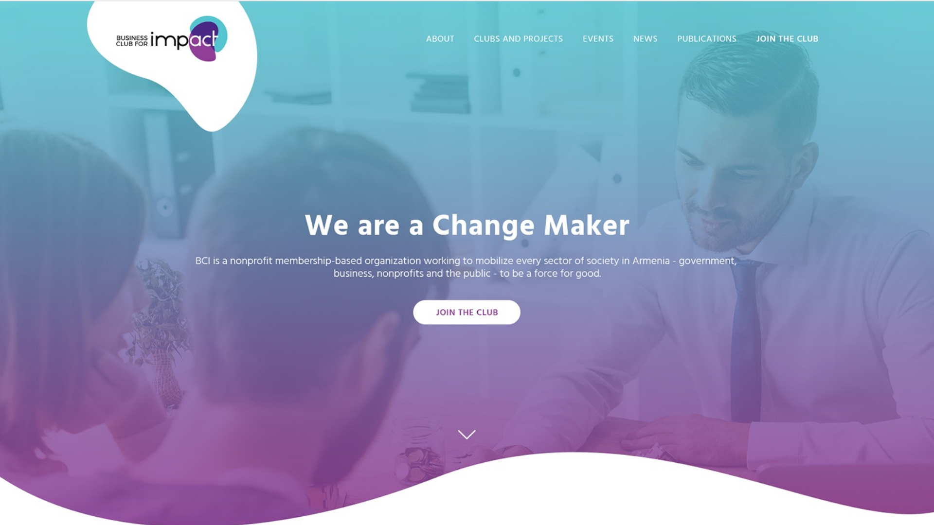 Making Change with User Experience
